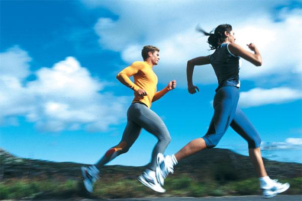 Життя біганина скорочує 17 46 біг